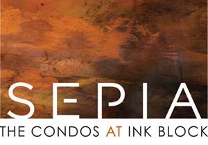 Sepia The Condos at Ink Block