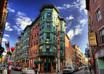 Northend Boston